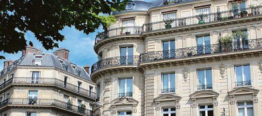 des biens appartement et maison à Paris