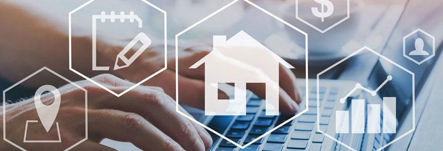 Digitalisation totale des procédures juridiques en matière immobilière