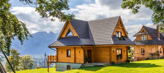 Construisez votre maison en bois contemporaine
